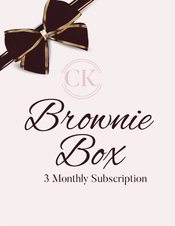 Brownie Box 3 Monthly Subscription